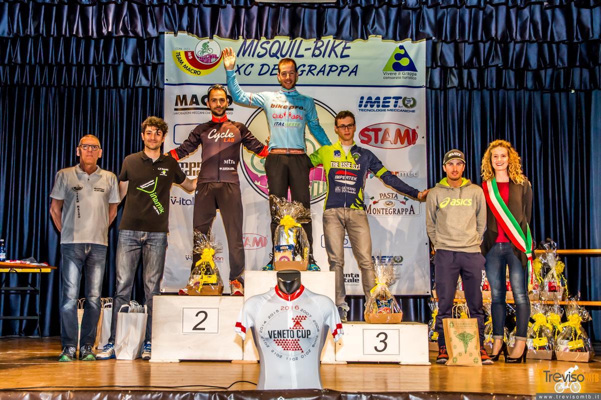 29a Misquil Bike Memorial Maurizio Scandiuzzi - Mussolente - 15/05/2016 podio Masterelite