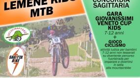 Lemene Kids Mtb + gioco ciclismo ID 143422